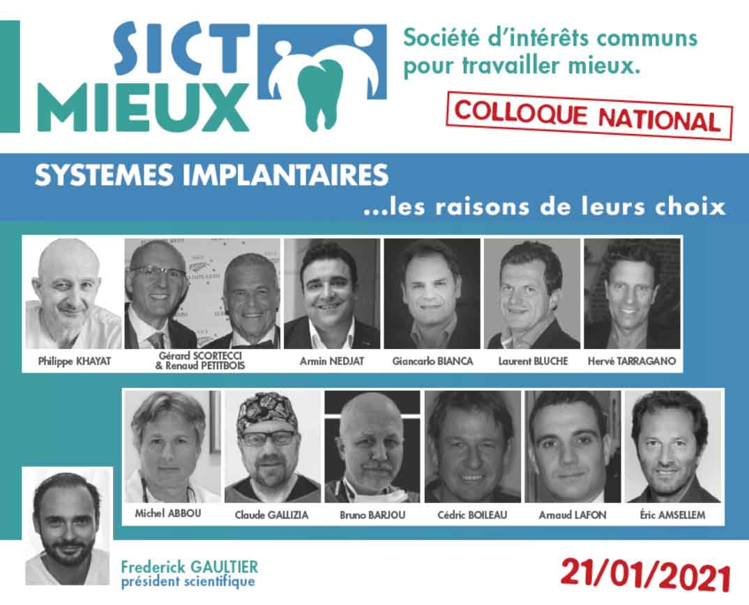Colloque National - 21-01-2021